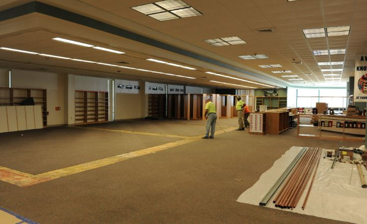 Red Deer Commercial Renovations Near Me